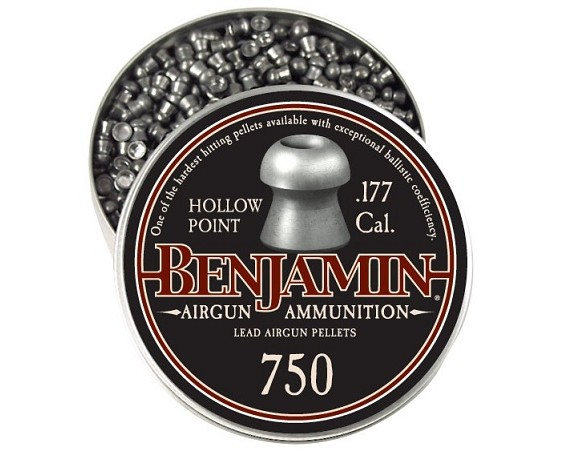 Benjamin Discovery Hollow Point .177 Pellets