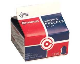 Crosman Pellets